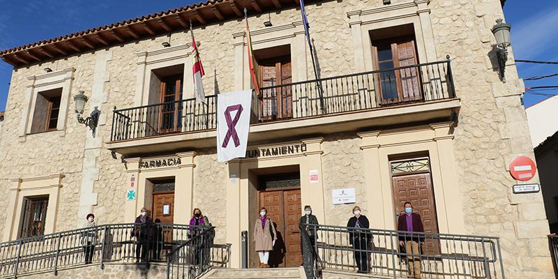 Albalate, contra la violencia de género