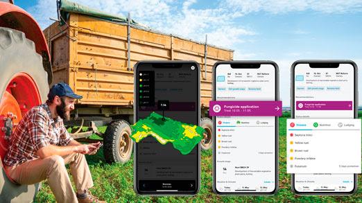 BASF Digital Farming GmbH gana el prestigioso premio Crop Science por la Mejor Innovación para la Agricultura Digital