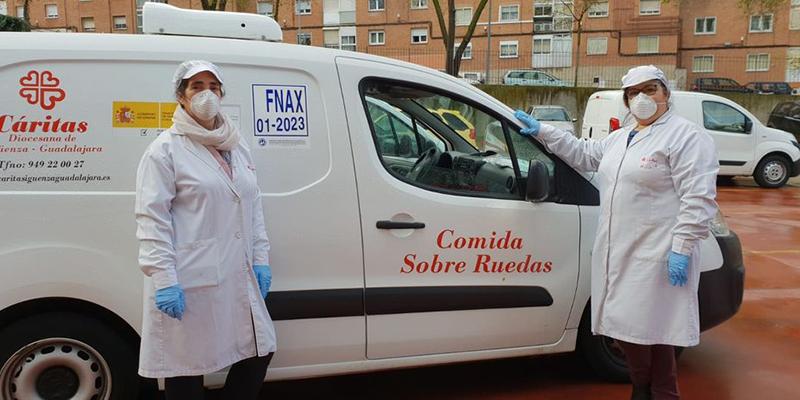 """Cabanillas lanza """"Comida sobre Ruedas"""", un programa de alimentación a domicilio para mayores y dependientes"""