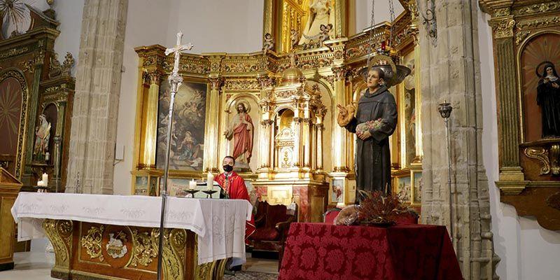 Cogolludo celebra su fiesta patronal de San Diego de Alcalá, protector de pandemias en la villa serrana