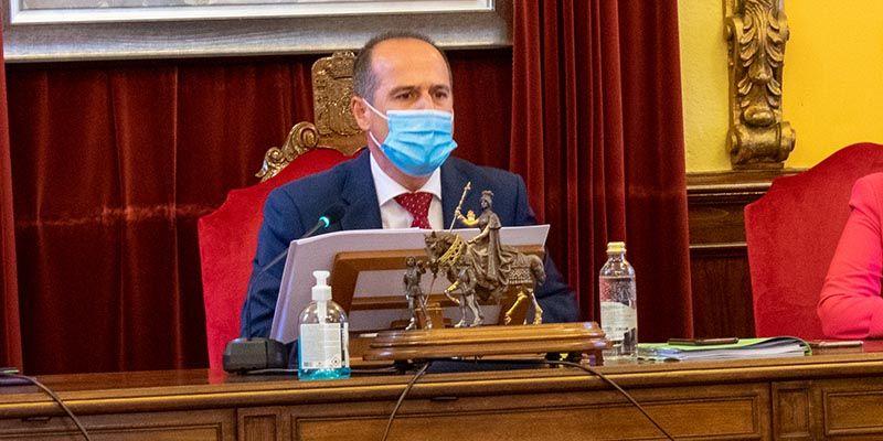 El alcalde de Guadalajara, en cuarentena tras haber dado positivo un contacto estrecho