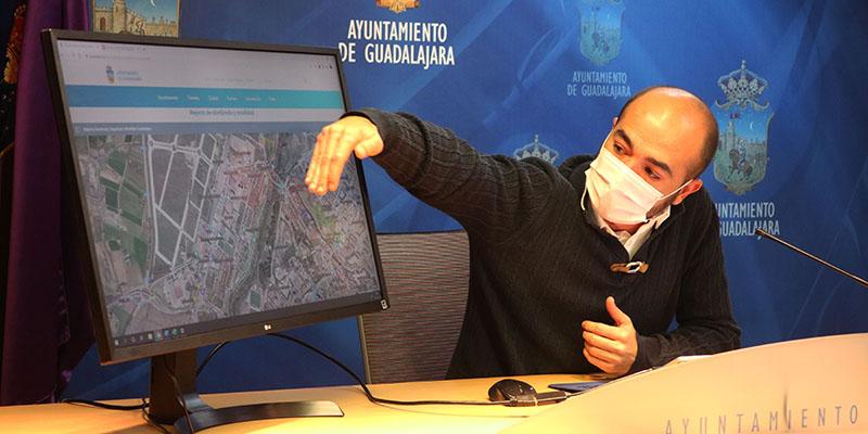 El Ayuntamiento de Guadalajara iluminará hasta cuatro parques de la capital del entorno de Aguas Vivas