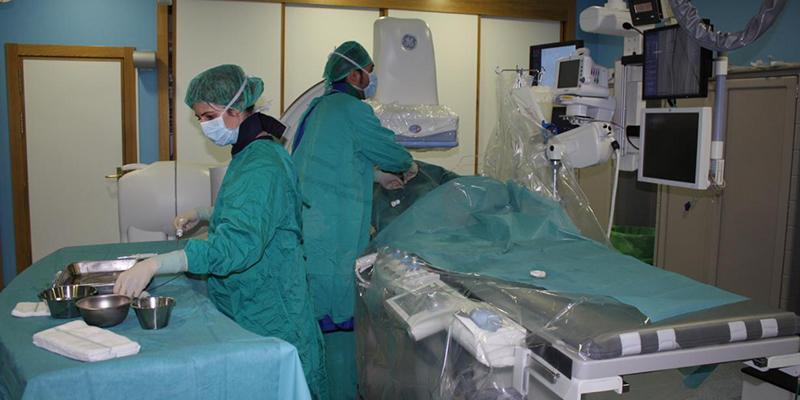 El Gobierno de Castilla-La Mancha adjudica la actualización de la sala de angiografía digital para el hospital de Guadalajara