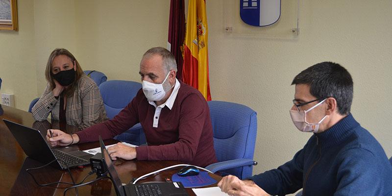 El Gobierno regional participa en Guadalajara en la Semana Europea de la FP con una videoconferencia sobre esta formación en la provincia