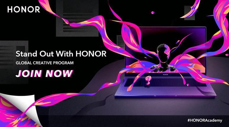 HONOR invierte en el talento del mañana junto a Affinity y Grey con el lanzamiento del programa Stand Out With HONOR