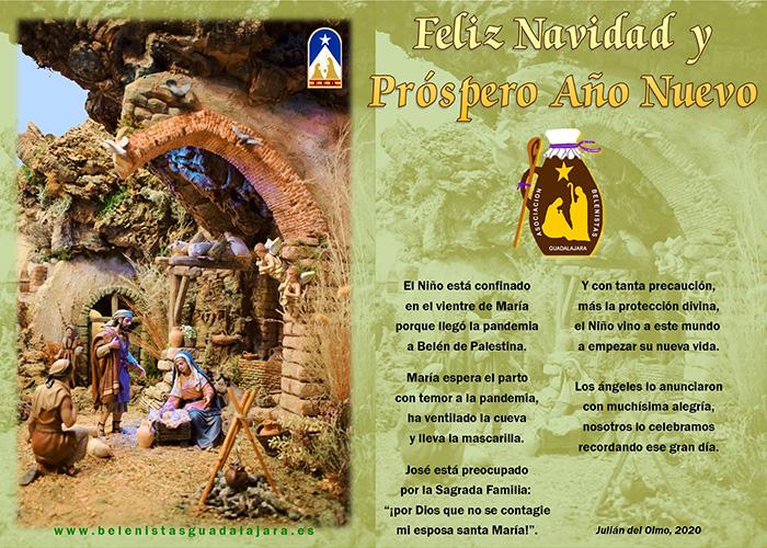 La Asociación de Belenistas de Guadalajara anuncia cambios para estas Navidades y mantiene la Exposición de Dioramas