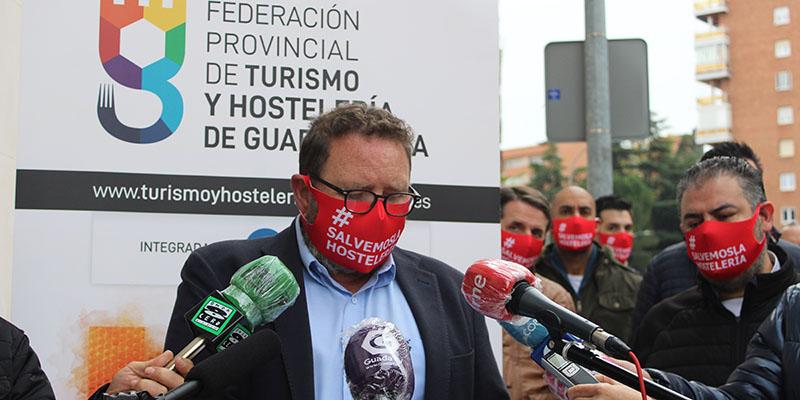 La Federación de Turismo y Hostelería de Guadalajara reclama un plan de apoyo para la supervivencia del sector