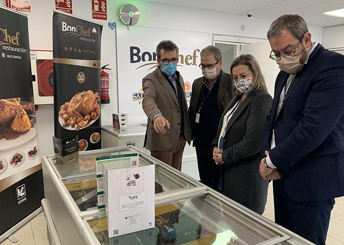 Las ayudas Focal han inyectado al sector agroalimentario de la provincia de Guadalajara 3,5 millones de euros en los últimos cinco años