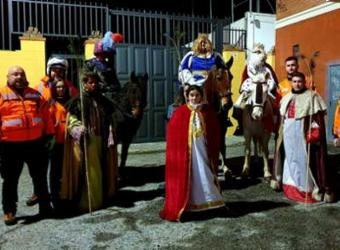 Los Reyes Magos vendrán a Guadalajara cargados de regalos para nuestros niños y niñas
