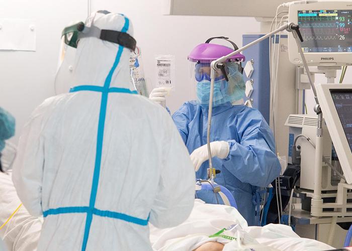 Lunes 23 de noviembre Sólo 11 nuevos contagios por coronavirus en Guadalajara y 18 en Cuenca...., pero las dos provincias suman cada una otros dos muertos