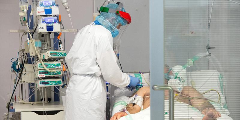 Lunes 9 de noviembre Un nuevo fallecido a causa del coronavirus en Guadalajara e importante bajada en el número de contagios en Cuenca