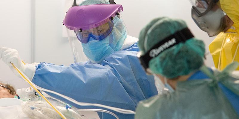 Miércoles 4 de noviembre Dos nuevos fallecidos a causa del coronavirus en Cuenca y otros dos en Guadalajara, que sigue a la baja en nuevos contagios