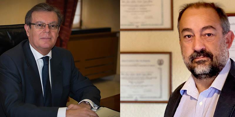 Miguel Ángel Collado y Julián Garde concurren a las elecciones a rector de la UCLM