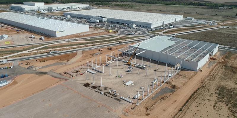 Montepino sumará una cuarta plataforma logística en Marchamalo con una inversión de 27 millones de euros