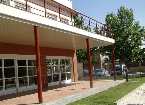 Tres cursos del Colegio San Blas de Cabanillas se trasladan provisionalmente al Centro de Día de Mayores, por las obras en el sistema de calefacción