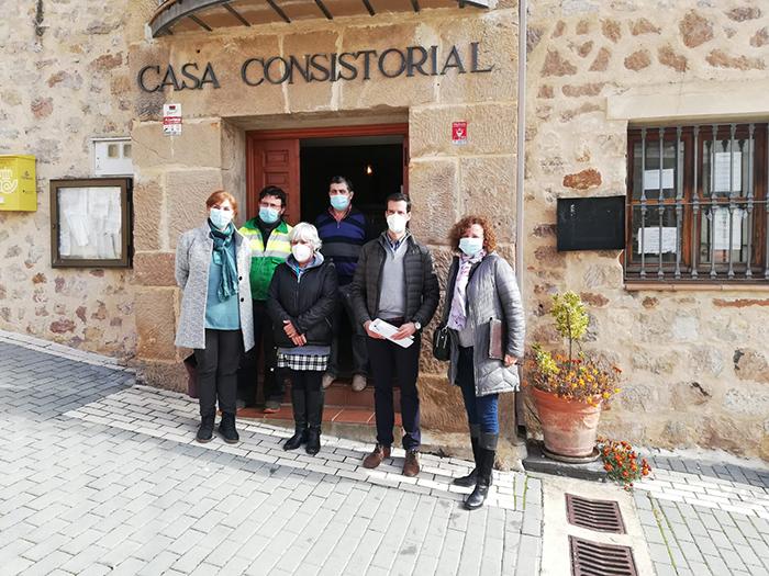 Una decena de municipios de la zona del Ducado de Medinaceli reciben ayudas para contratación temporal de desempleados