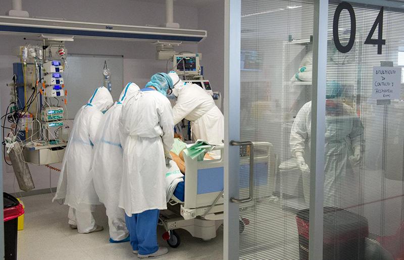 Viernes 27 de noviembre Sin fallecidos a causa del coronavirus en Cuenca y Guadalajara