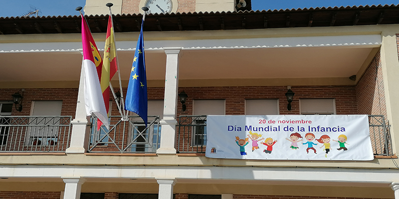 Villanueva de la Torre celebra de manera especial la Semana de la Infancia 2020