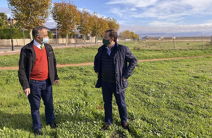VOX pide al PSOE que no se ría más de los cabanilleros y construyan el centro de salud que prometieron hace 14 años