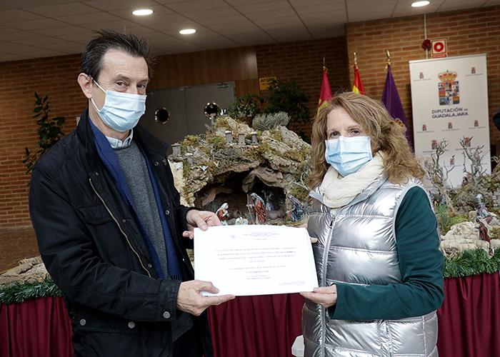 COSITAL-GU dona 500 euros al Banco de Alimentos de Guadalajara