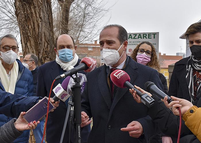 El Ayuntamiento de Guadalajara ha destinado 1.320.000 euros a atender necesidades básicas de personas vulnerables