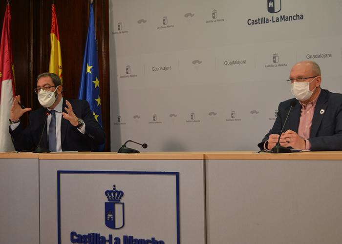 El Gobierno regional ha movilizado más de 24 millones de euros en la provincia de Guadalajara a través de la Inversión Territorial Integrada