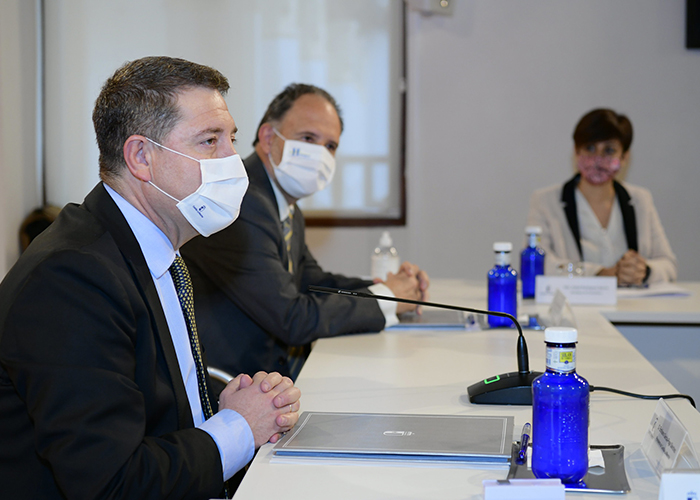 El Gobierno regional se adhiere al Clúster del Hidrógeno de Castilla-La Mancha