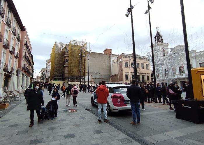 El PP pide a Rojo que extreme la prudencia y ofrezca alternativas que eviten fomentar las aglomeraciones en las calles