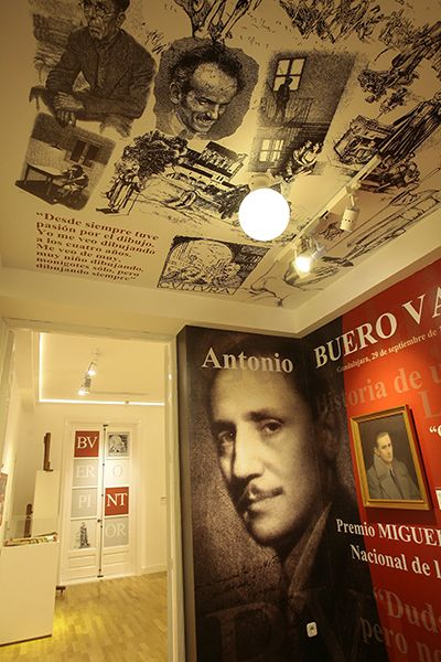 Este jueves, acto de entrega del premio de Teatro Ciudad de Guadalajara 'Antonio Buero Vallejo'  de las ediciones 19 y 20