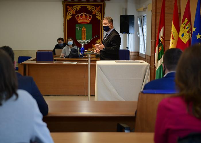 García-Page ensalza el trabajo realizado por los equipos de rastreadores de Guadalajara, que colocan a la provincia como la que mejor rastrea de España