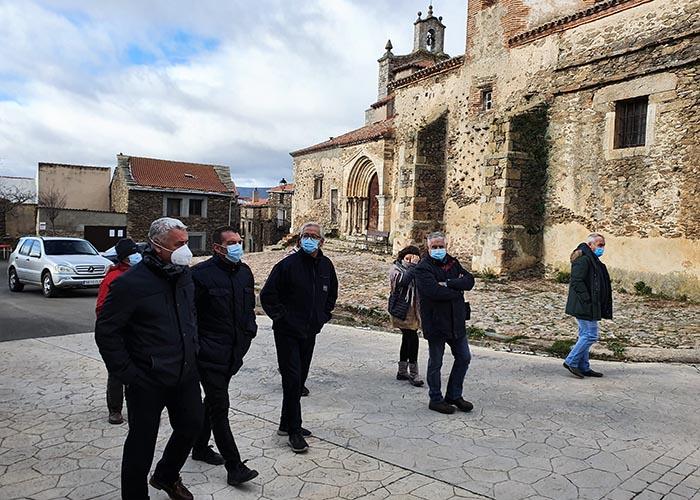 La Diputación de Guadalajara invierte 137.000 euros en nuevas infraestructuras para cuatro pueblos de la provincia