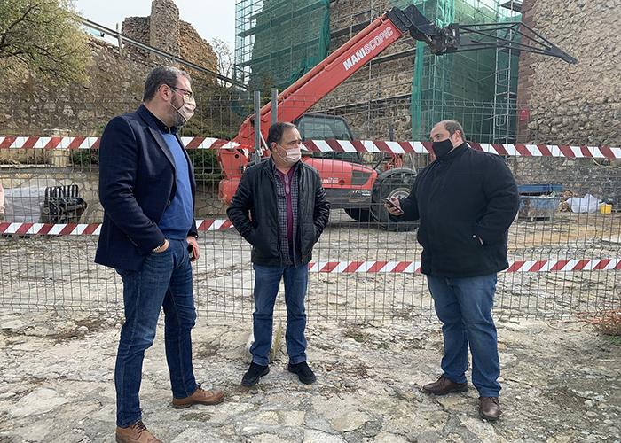 La Junta invierte más de 230.000 euros en la rehabilitación y conservación del patrimonio histórico de Molina de Aragón