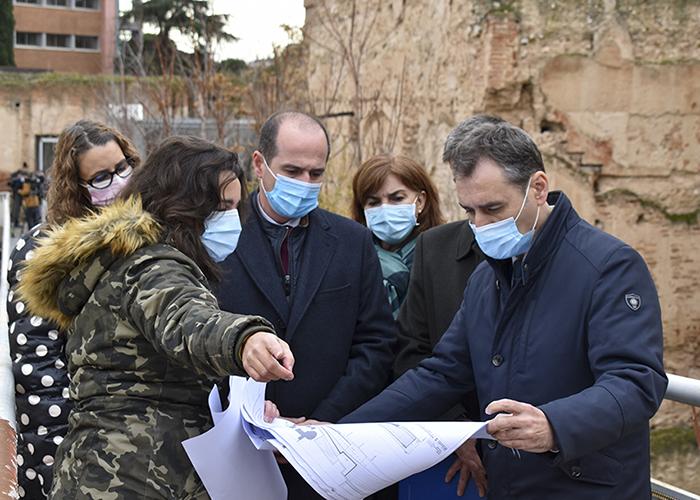 Las obras de restauración del Alcázar Real de Guadalajara comenzarán al inicio de 2021