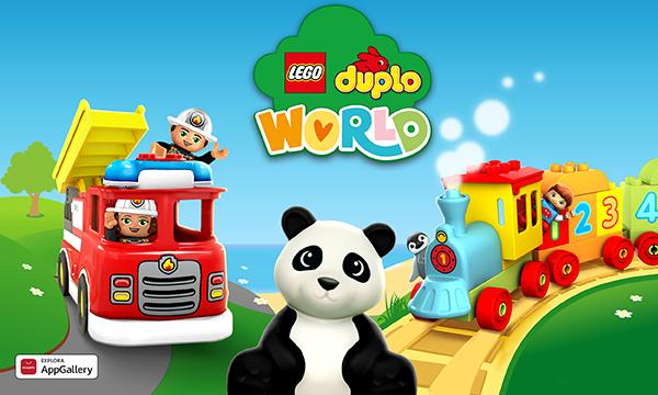 LEGO® DUPLO® WORLD se suma a AppGallery para acercar el aprendizaje y la diversión a millones de usuarios Huawei