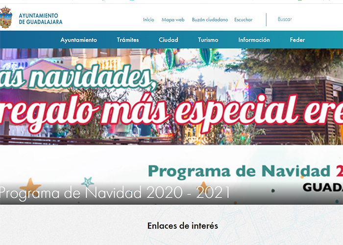 No habrá colas a lo loco La web del Ayuntamiento de Guadalajara ofrecerá cita previa para retirar las invitaciones para 'El Mundo Mágico de los Reyes Magos'