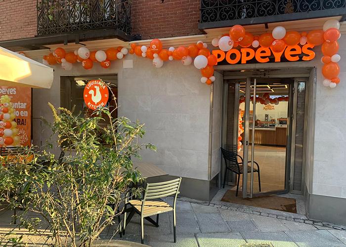 Popeyes®, la cadena de restauración especializada en pollo, llega a Guadalajara