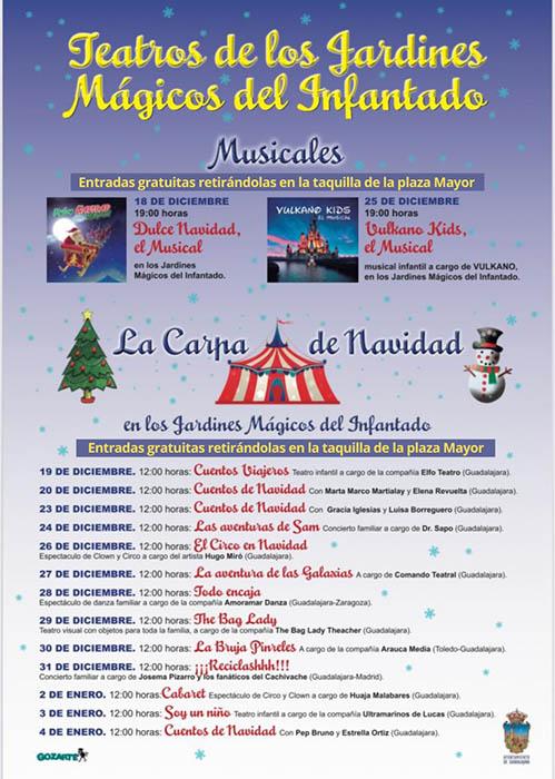 Programa Jardines Mágicos Guadalajara