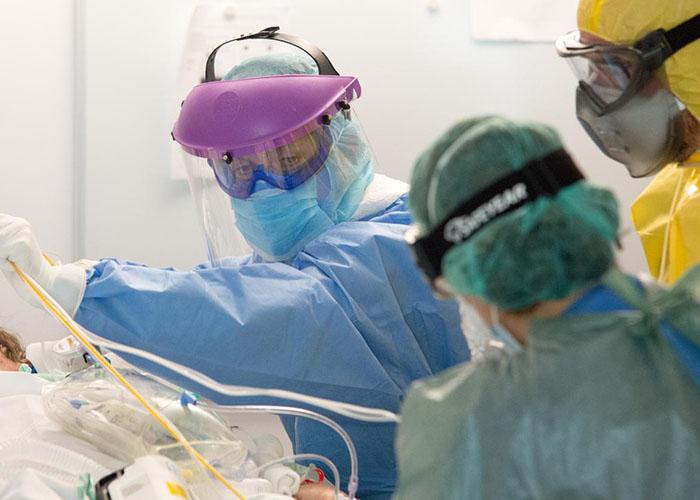 Viernes 11 de diciembre Guadalajara prosigue una semana negra con cuatro fallecidos más a causa del coronavirus; Cuenca registra otro fallecido