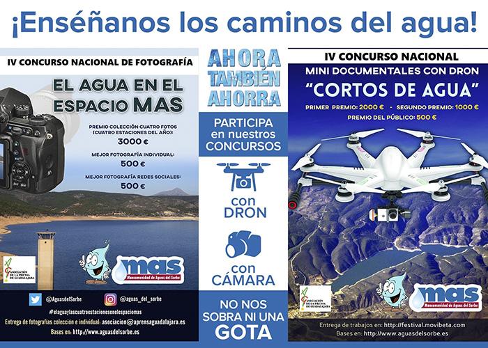 Abierta la inscripción para los Concursos de Mini Documentales con Dron y Fotografía 2021 de la MAS dotados con 7500 euros en premios