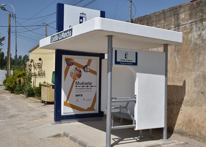 El Gobierno de Castilla-La Mancha adjudica un nuevo contrato de mantenimiento de hitos y marquesinas por más de 600.000 euros