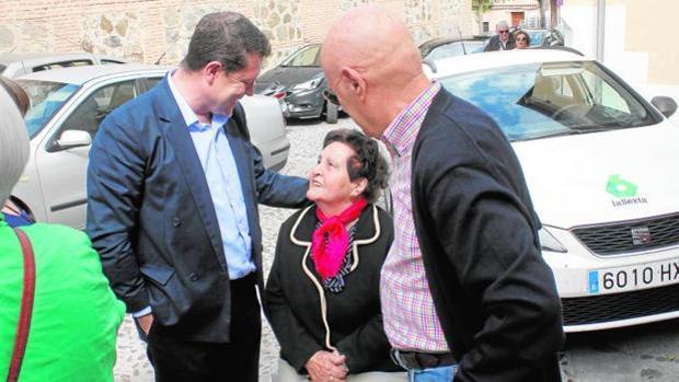 Fallece la madre de Emiliano García-Page