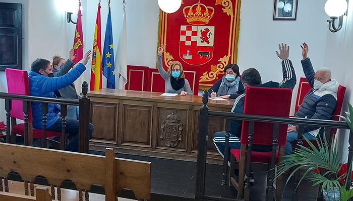 Fuentenovilla solicita la declaración como zona gravemente afectada por emergencia de Protección Civil