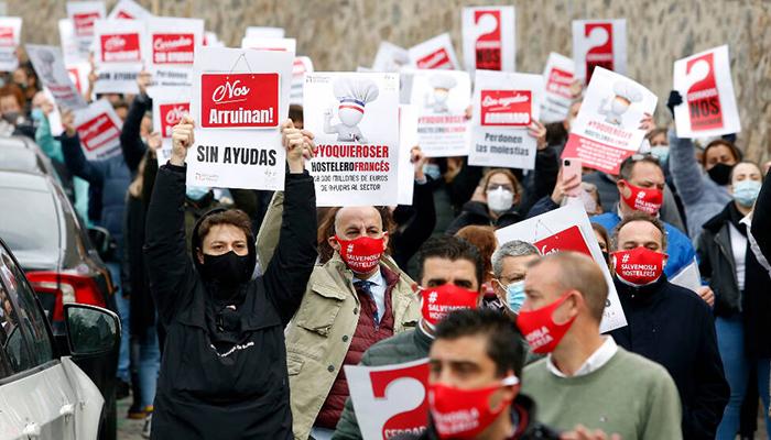 La Federación de Empresarios de Hostelería de Castilla-La Mancha considera absolutamente insuficientes las ayudas de la Junta