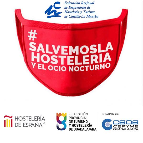 La Federación de Turismo y Hostelería de Guadalajara apoya la petición regional de pedir en las Cortes ayudas directas para hacer frente a las pérdidas del Covid-19