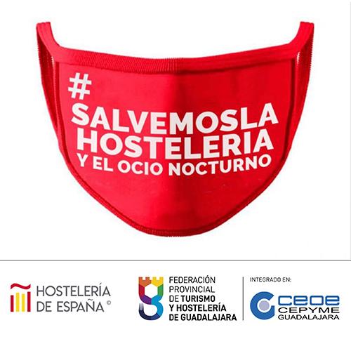 La Federación de Turismo y Hostelería de Guadalajara continúa defendiendo la hostelería como un lugar seguro