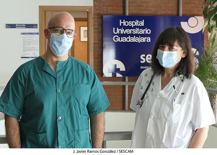 La generosidad de donantes y familiares ha hecho posible siete donaciones de órganos en el año 2020 en el Hospital de Guadalajara