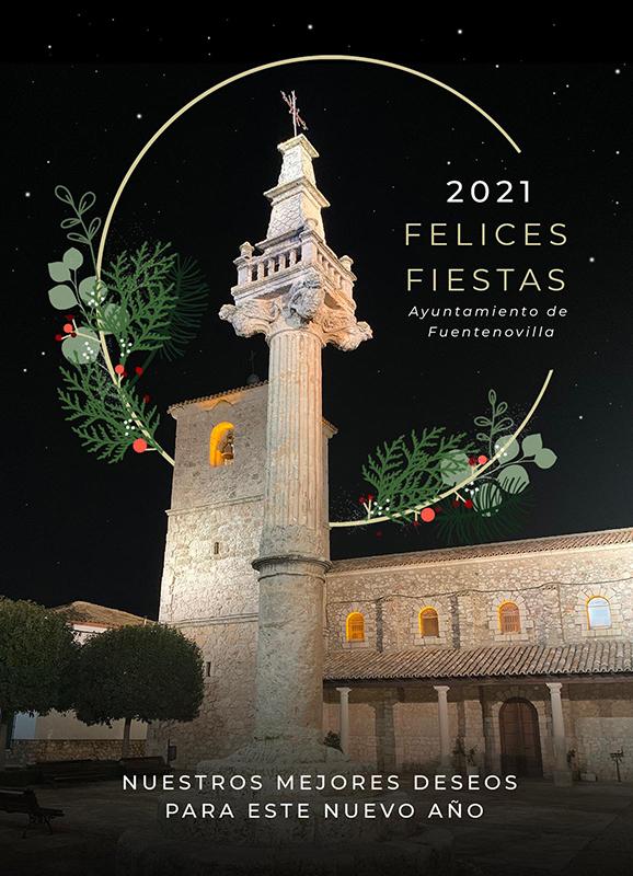 Los cinco Reyes Magos vuelven a Fuentenovilla esta Navidad