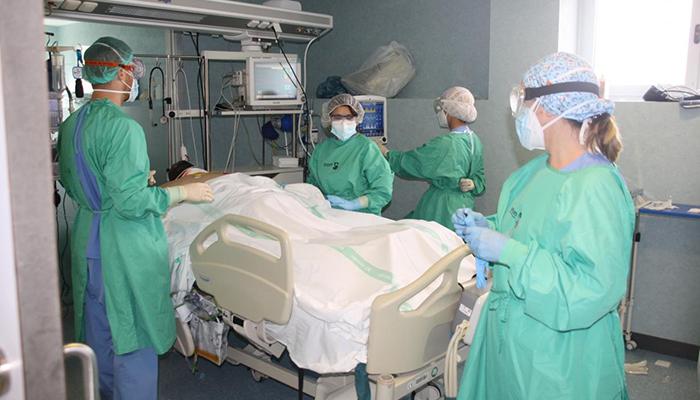Lunes 25 de enero El covid se cobra este fin de semana 10 vidas en Cuenca, siete en Guadalajara y contagia a 1.358 personas en las dos provincias