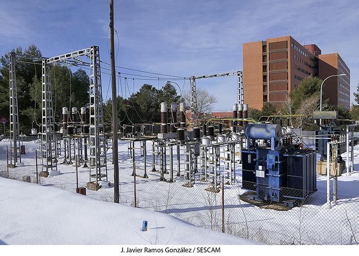 Sin incidencias el cambio de suministro eléctrico del Hospital desde la subestación al nuevo centro de seccionamiento