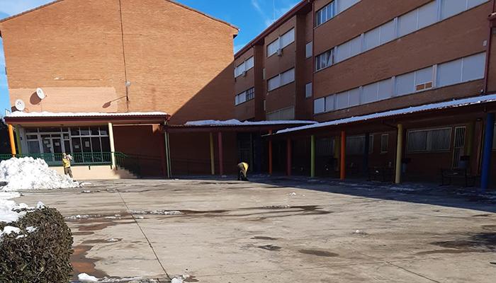 Todos los centros educativos de Guadalajara están ya incorporados a las clases presenciales y se reduce el número de rutas escolares afectadas